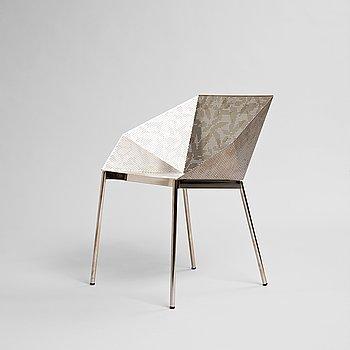 """Claesson Koivisto Rune, a """"Sfera Chair"""", Limited edition 3/8, Sfera Japan, 2004."""