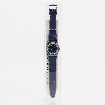 Swatch, Be Bop, armbandsur, 34 mm.