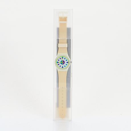 Swatch, alpine, wristwatch, 34 mm.