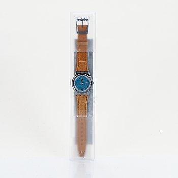 Swatch, Ascot, wristwatch, 34 mm.