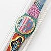 Swatch, mogador, wristwatch, 34 mm.