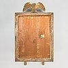 Spegellampett, empire, 1800-talets första hälft. (1004878).