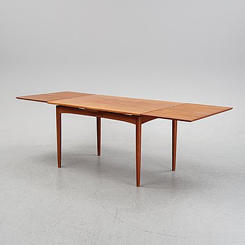 A teak dining table, Slagelse, Denmark 1960's.