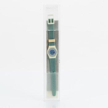 Swatch, Ice Mint, armbandsur, 25 mm.