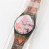 Swatch, franco, wristwatch, 34 mm.