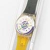 Swatch, high pressure, wristwatch, 34 mm.