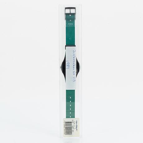 Swatch, icebreaker, armbandsur, 34 mm.