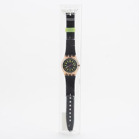 Swatch, bmx, armbandsur, 34 mm.