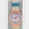 Swatch, kir royale, armbandsur, 34 mm.