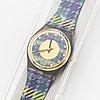 Swatch, tailleur, wristwatch, 34 mm.