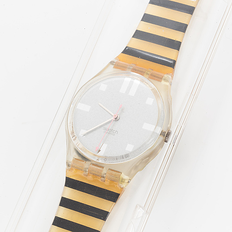 Swatch, calafatti, armbandsur, 34 mm.