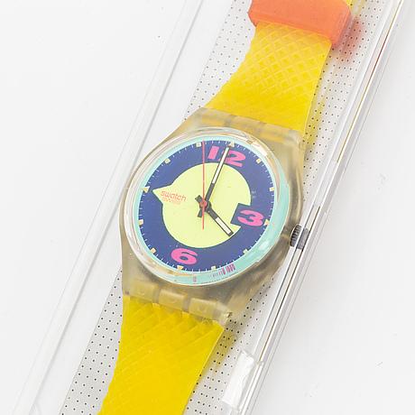 Swatch, reflection, armbandsur, 34 mm.