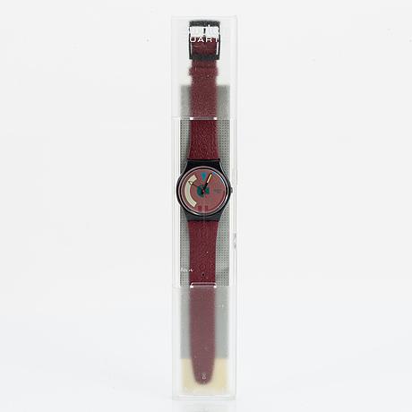 Swatch, gilda's love, wristwatch, 34 mm.