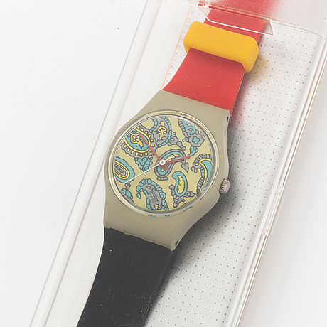 Swatch, sheherazade, armbandsur, 25 mm.