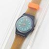 Swatch, gym session, wristwatch, li 101.