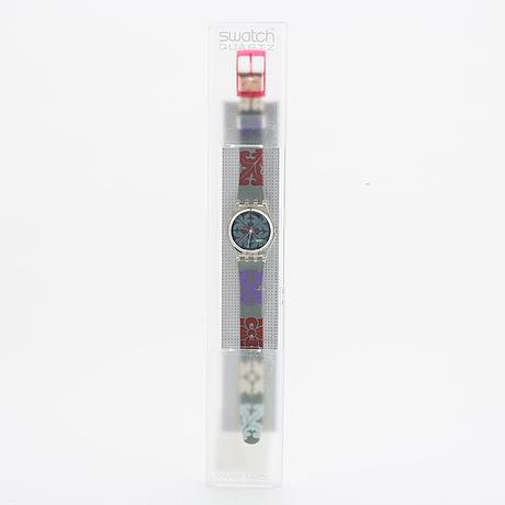 Swatch, isolde, armbandsur, 25 mm.