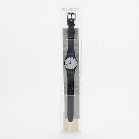 Swatch, investment, wristwatch, 25 mm.