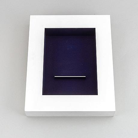 Mikael fagerlund, objekt, signerad och daterad -96.