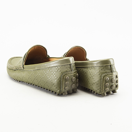 Gucci, loafers, size 4.5 g.