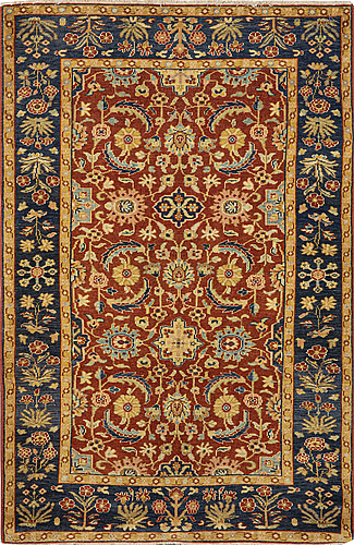 Matta, orientalisk, ca 185 x 117 cm.