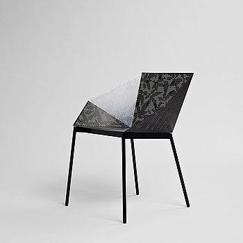 """Claesson Koivisto Rune, a """"Sfera Chair"""", prototype, Sfera Japan, 2004."""