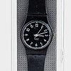 Swatch, lady glance, wristwatch, 25 mm.
