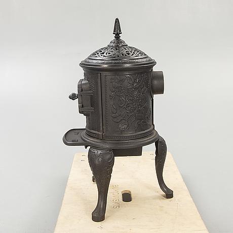 Stove, cast iron, norrahammar no 11.