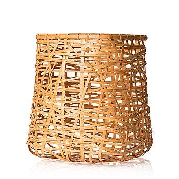 """Claesson Koivisto Rune, a """"Nest"""", basket small, Sfera, Japan, 2005."""