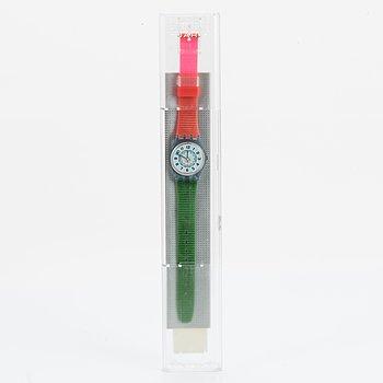 Swatch, High Neel, armbandsur, 25 mm.
