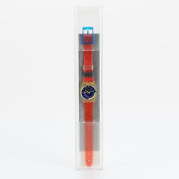 Swatch, Pink Podium, armbandsur, 25 mm.