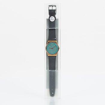 Swatch, Sign of Samas, armbandsur, 34 mm.