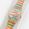 Swatch, belvedere, wristwatch, 25 mm.