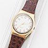 Swatch, chic on, wristwatch, 34 mm.