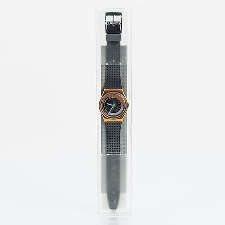 Swatch, moonquake, armbandsur, 34 mm.
