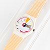 Swatch, port-o-call, armbandsur, 25 mm.