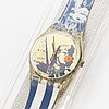 Swatch, amneris, wristwatch, 34 mm.