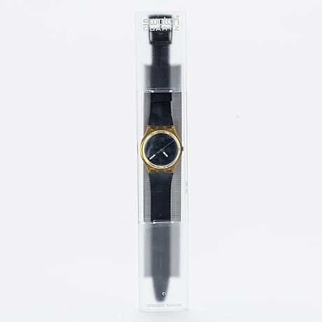 Swatch, snow white, armbandsur, 34 mm.