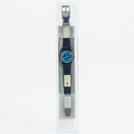 Swatch, for sail, armbandsur, 25 mm.