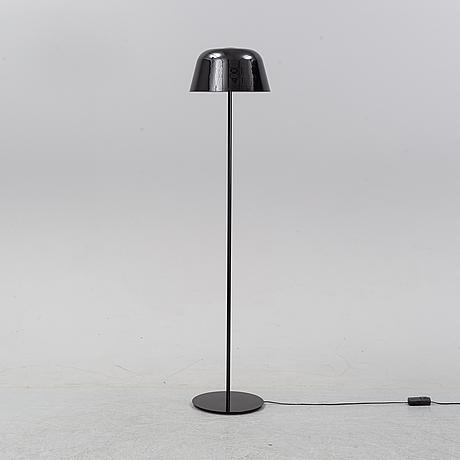 Marco piva, a 'ayers tr 38' floor light, leucos, italy.
