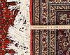 A carpet, tabriz, part silk, 40-50 radj, ca 300 x 195 cm.