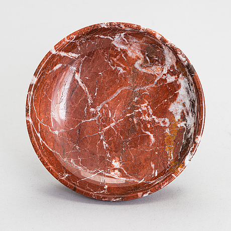 Tazza, grand tour. marble.