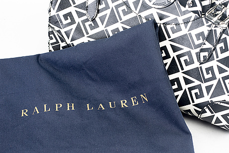 "Ralph lauren, ""rickybag"", contemporary."