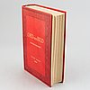 "Book, ""ord och bild"", wahlström & widstrand, 1910."