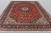 A carpet, najafabad, ca 400 x 273 cm.