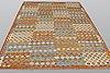 A carpet, kilim, ca 295 x 205 cm.