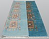 A carpet, oriental, ca 296 x 206 cm.