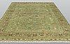 A carpet, oriental, ca 304 x 252 cm.