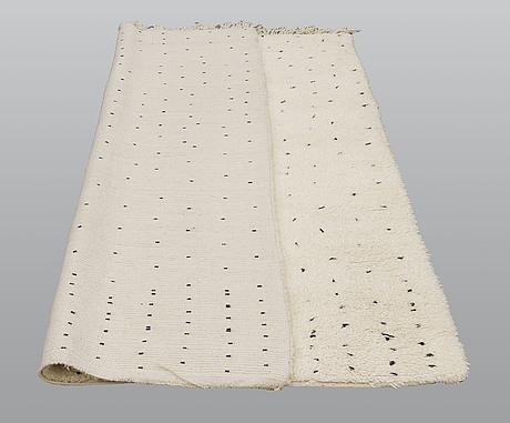 A carpet, morocco, ca 250 x 175 cm.