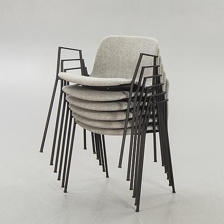 "Hee welling, hay, chairs, 6 pcs, ""aa19"","
