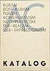 Utställningskatalog, sammanställd av otto g. carlsund, stockholmsutställningen, 1930.